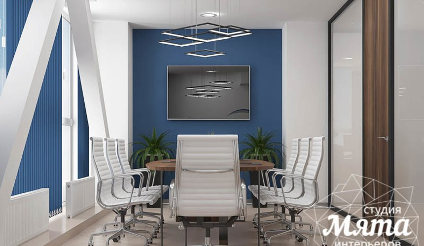 Дизайн интерьера офиса Bijur Delimon 6