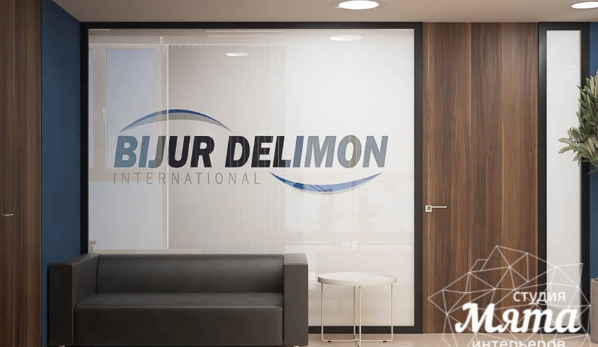 Дизайн интерьера офиса Bijur Delimon 7