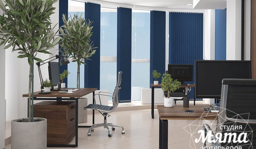 Дизайн интерьера офиса Bijur Delimon 8