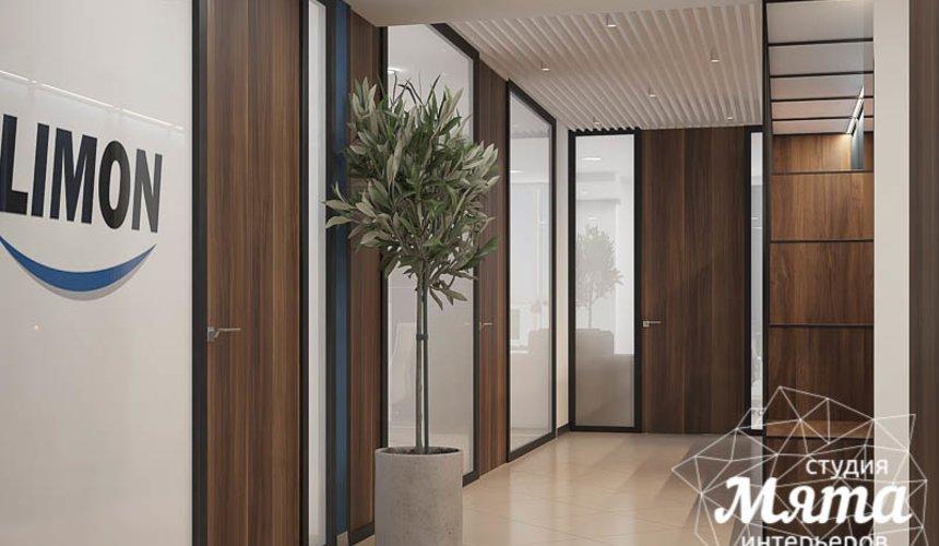 Дизайн интерьера офиса Bijur Delimon 11