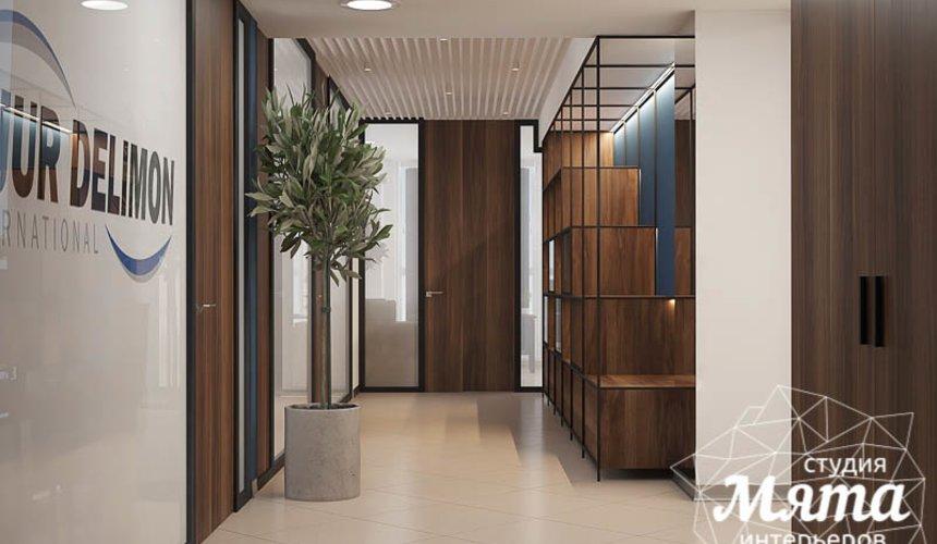 Дизайн интерьера офиса Bijur Delimon 12