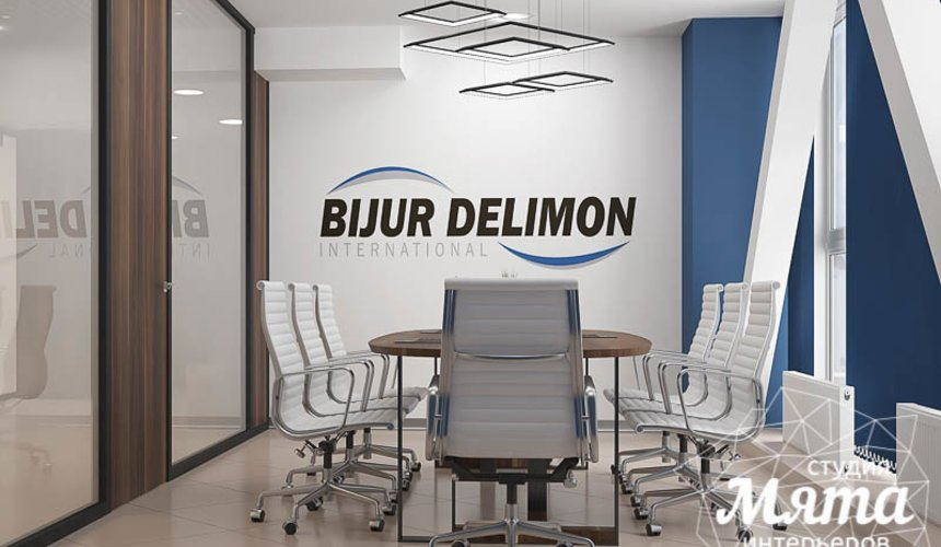 Дизайн интерьера офиса Bijur Delimon 13