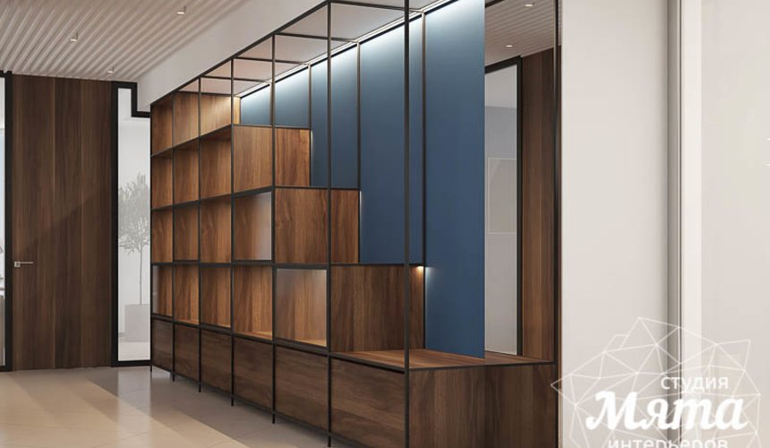 Дизайн интерьера офиса Bijur Delimon 14